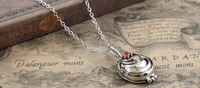 Hot Selling Alloy Punk Gothic The Vampire Diaries Pendant Vintage Necklace  Min Order $15 (can mix order)