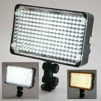 Free shipping+Retail box, Aputure Amaran 198 LED Video Lamp Light AL-198 for Nikon Canon Sony Camera + Stand