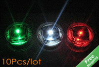 Solar brick Light+100% solar power+ 1 bright LED+5Colors for option+Twinkle or Constant bright+10pcs/lot