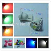 100x  white 168 194 T10 5050 1SMD LED Wedge Light Bulbs
