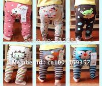 Promotion 18pcs per lot Popular Baby PP Pants(36 colors) Busha PP Pants Boy Girl's Trousers Children Leggings Free Shiping