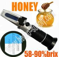 beekeeping equipments hand held honey refractometer free shipping refractometer for beekeeper tools honey tools