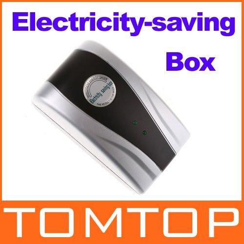 90V-250V 18KW Power Electricity Energy Money Saving Box US Plug Freeshipping Dropshipping Wholesale(China (Mainland))