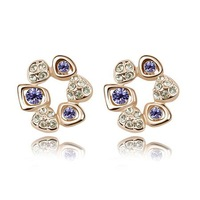 Fashion Crystal Earrings/Crystal Jewelry