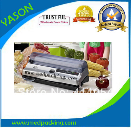 New Household Vacuum Sealer,fruit packing machine 0719009L(China (Mainland))