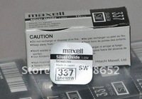 10pcs/lot 1.55V Watch Battery 337 SR416SW Maxell