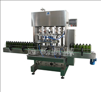 Automatic bottle filling machine(China (Mainland))