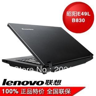 Laptops Original LENOVO E49LB830 14 inch Intel Celeron B830 1.8GHz 2GB DDR3 Intel GMA HD HDMI Camera WIFI computer New arrival