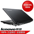 Laptops Original LENOVO E49LB830 14 inch Intel Celeron B830 1.8GHz 2GB DDR3 Intel GMA HD HDMI Camera WIFI computer New arrival