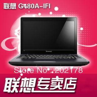 "Laptops Original LENOVO G480-IFI brand new laptops 14 "" i5-3210M(2.5GHz) 14-inch 500GB H+4GB DDR3 HDMI Camera WIFI computer"