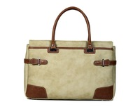 Sanrich Genuine leather suede women messenger bag  woman handbag briefcase computer bag / sa6931-168
