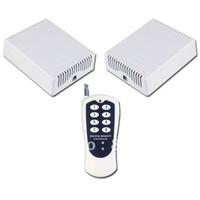 500M 8 Channel AC Wireless Remote Controller - 2 Receiver & 1 Transmitter