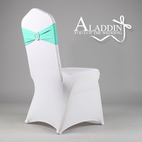 Free shipping Spandex chair band with buckle/ spandex sash/Lycra chair band with buckle/chair sash/chair cover