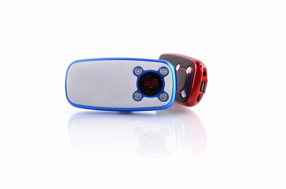 mini portable speaker M6 manufactuer & factory & wholesale(China (Mainland))