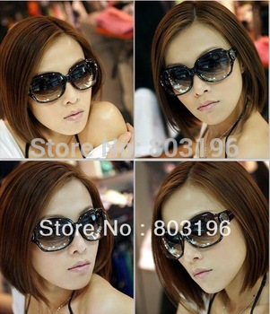 NEW ARRIVAL Free Shipping 10PCS/lot Fashion Super Star Brand Women's Sunglasses Ladies'  designer Glasses