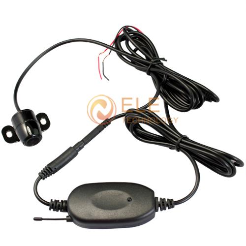 New 2.4G Wireless DVD Car Rear View Reversing Backup Camera for monitor(China (Mainland))