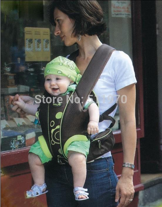 Porte bébé kangourou transporter multifonctions. enfants sac à dos