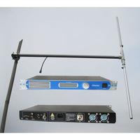 50W CZH-T501 FU-50C  PLL Professional FM Broadcast Radio Transmitter 1U 87-108Mhz + 1/2 wave dipole antenna KIT