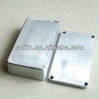 200pc/lot 1590B Diecast Effect stompbox pedal Enclosure