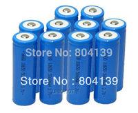 New 10pcs Sports LED Flashlights Battery Rechargeable 18650 Li-ion 5000mah Free Shipping