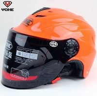Free Shipping  Summer helmet scooter bike helmet  with Reflector YH-339A