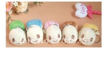 MIN Order 15$; Plush Stuffed TOY;  Tortoise 6CM DOLL; Cell Mobile Phone Strap Charm Pendant Chain Lanyard BAG KEY Chain Strap