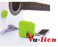 Promotion!!(2pcs/lot) X-Sticker Vibrating Speaker wholesale&retail Free shipping dropshipping