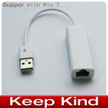 Hight speed USB to RJ45,USB 2.0 card,external network card,USB 2.0 ethernet adapter
