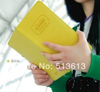 Free Shipping Retail Your Best Journey Passport case/Passport Wallet, Fashion wallet for girl,made with PU, 4 color available