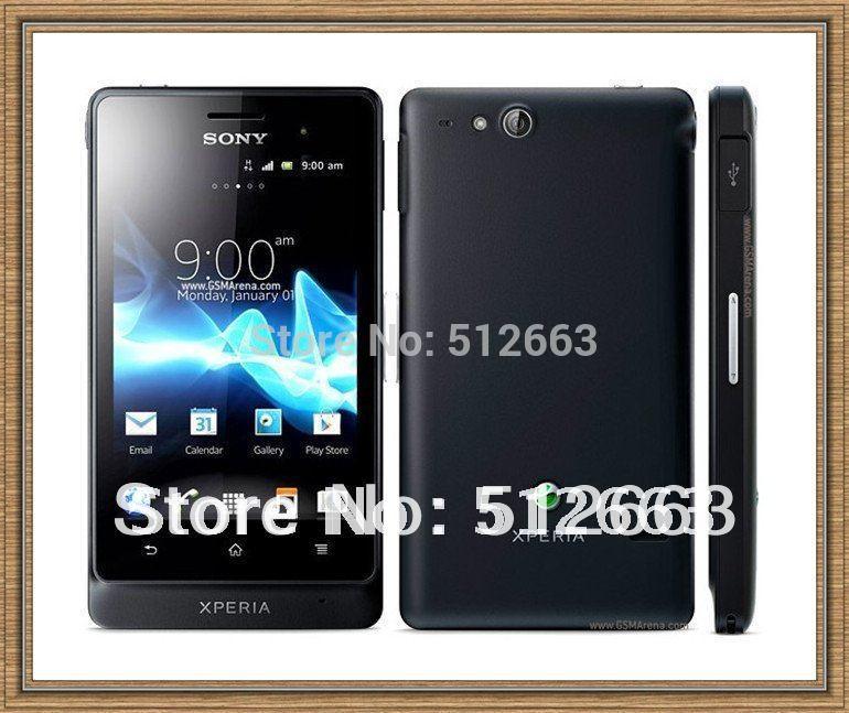 Sony Xperia St27i White Sony Xperia go St27i