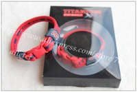 2012 US baseball  Boston Red Sox Titanium Sport Bracelet X50 Titanium bracelets 4 teams mixed