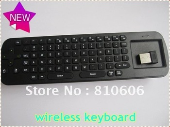 Promotion Sale!!! Free Shipping New Fashion Mini 2.4GHz Wireless Keyboard for Desktop Laptop Tablet PC