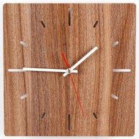 Free Shipping !+Good Quality Square Creativity Wall Clock Classic European Style Clock