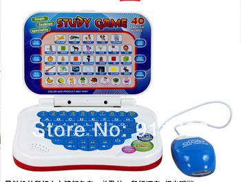 Newest fashion electronic toys kids Chinese English Learning Machine Mini Learning babys Toys Free shipping,1pcs