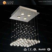 top selling modern crystal ceiling light OM756 dia30CM
