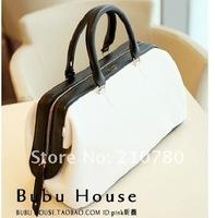 2014 BEST-SELLING!!Newly arrive high quality leather handbag,fashion designer handbag 86160