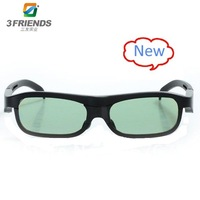 Free shipping +Active shutter 3d glases for TV(Sony,Panasonic sharp,sumsung,Toshiba LG,Philips,VIZIO)