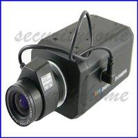HD SONY Effio 700TVL High Resolution 2.8-12mm Varifocal Auto-IRIS lens OSD BOX camera