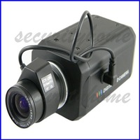 HD SONY Effio 700TVL High Resolution 2.8-12mm Varifocal Auto-IRIS lens OSD BOX camera