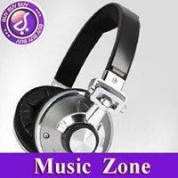 Freeshipping Somic SC308 headband computer music headset, monitoring headphone, DJ dual monitor adjustment with microphone