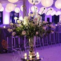 30cm 17purple 17lavender 17white Paper Lantern for Wedding Party Birthday Chirstmas Halloween Decoration