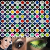 New Shimmer & Glimmer Eyeshadow Pigment In 20 Colours wholesale