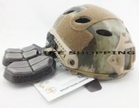 Tactical  Base  Paintball Helmet  Multicam