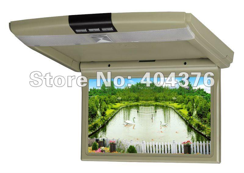 Roofmount DVD player--High Resolution Yotoon 10.2 inch Super slim HD Flip DVD player(China (Mainland))