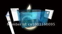 MINI PC Desktop Computer  Graphics HDMI Free Linux OS D525 4G  DDR3 160G Wifi A/G/N A/G intel 5300/5100