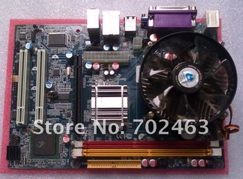 G41 Intel xeon L5420 2.5G Quad core Motherboard mainboard  CPU Combos  with 2GB DDR3 memory