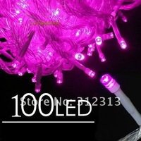 New Pink LED Christmas Light LED Star Light 110v/220v Christmas Decoration