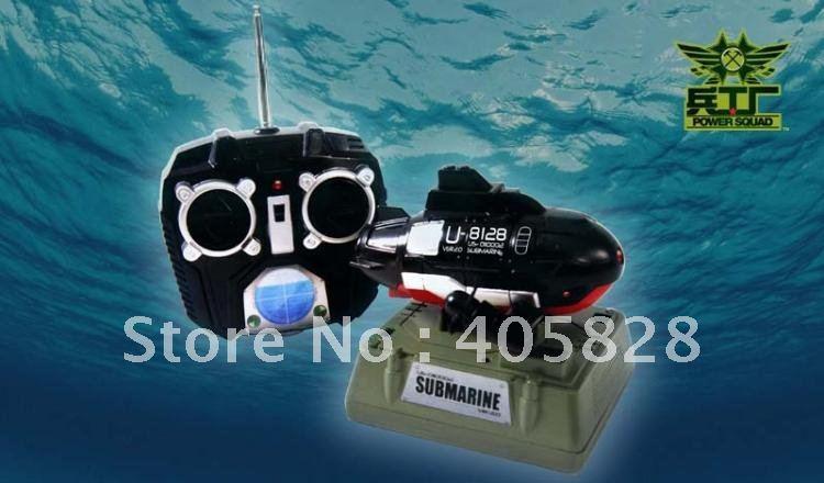 секретно подводная лодка rc на радиоуправлении