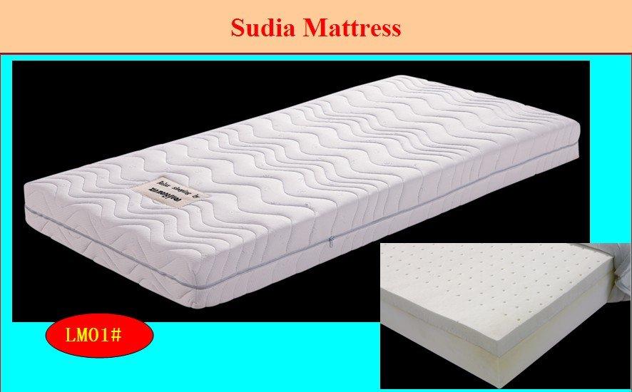 Visco foam vs latex foam mattress