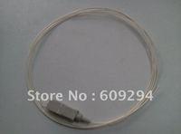 Fiber Optical Pigtail SC/UPC,Mutil-mode Simplex MM 50/125 0.9mm, PVC cable 1.5Meter 50pcs/lot